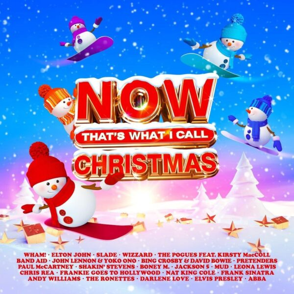 NOW That's What I Call Music! – NOW That's What I Call Christmas