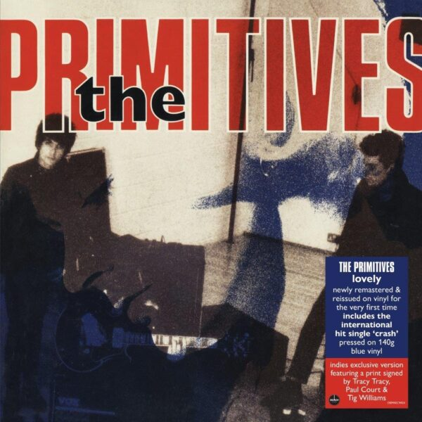 The Primitives – Lovely (Signed Print Exclusive)