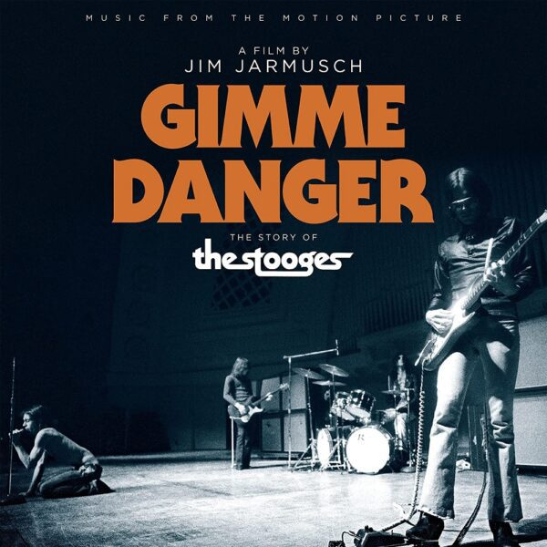 The Stooges & Various Artists – Music From The Motion Picture Gimme Danger (Rocktober Exclusive)