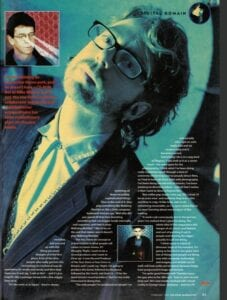 Dave Stewart CD Rom Mag Page 3