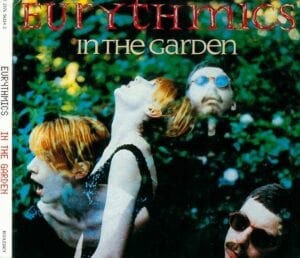 2918 - Eurythmics - In The Garden - Remaster - The USA - CD - 82876561142