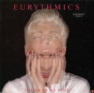 """0865 - Eurythmics - Thorn In My Side - Germany - 12"""" Single - PT-40900"""