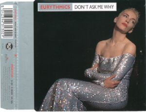 0934 - Eurythmics - Don't Ask Me Why - Germany - CD Single - PD-43130