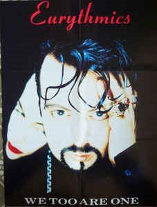 """4845 - Eurythmics - Don't Ask Me Why - The UK - 12"""" Single - DAT20"""