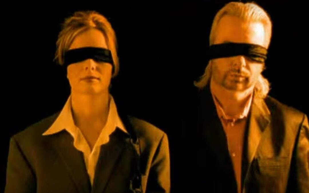 Throwback Video : Dave Stewart and Candy Dulfer – Cookie promotional video