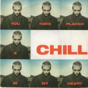 """0145 - Eurythmics - You Have Placed A Chill In My Heart - Spain - 7"""" Single - PB-42853"""