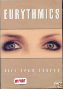 3011 - Eurythmics - Sweet Dreams (Are Made Of This) - Israel - DVD - 03-6045253