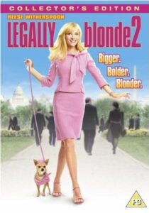 3144 - Eurythmicsfeatured - Legally Blond 2 - The UK - DVD - 5050070010848