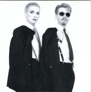3160 - Eurythmics - The Ultimate Collection - The UK - Promo CD - EURY2
