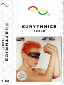 3294 - Eurythmics - Touch - Indonesia - Cassette - R051