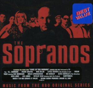 3348 - Eurythmics - The Sopranos - The USA - CD - Unknown
