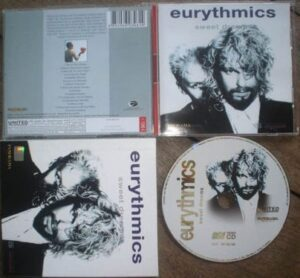 3783 - Eurythmics - Sweet Dreams (Are Made Of This) - Thailand - Video Disc - Unknown