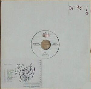 3786 - Eurythmics - Don't Ask Me Why - The UK - Promo Laserdisc - Unknown