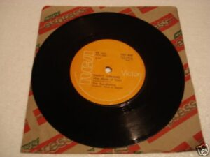 """3791 - Eurythmics - Sweet Dreams (Are Made Of This) - Zimbabwe - 7"""" Single - TRS448"""