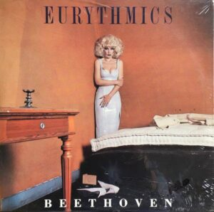 """3797 - Eurythmics - Beethoven (I Love To Listen To) - South Africa - 12"""" Single - RCAM12039"""