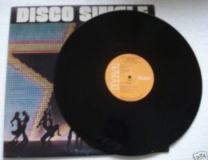"""3800 - Eurythmics - Sisters Are Doin' It For Themselves - South Africa - 12"""" Single - XPD 2418"""