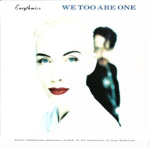 3802 - Eurythmics - We Too Are One - South Africa - LP - RCA(D) 1110