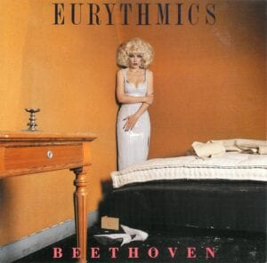 """0211 - Eurythmics - Beethoven (I Love To Listen To) - The UK - 12"""" Single - DAT11"""