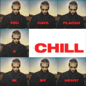 """0301 - Eurythmics - You Have Placed A Chill In My Heart - The UK - 12"""" Single - DAT16"""
