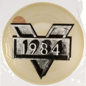"""0308 - Eurythmics - Sexcrime (Nineteen Eighty Four) - The UK - 12"""" Single Picture Disc - VSY728-12"""