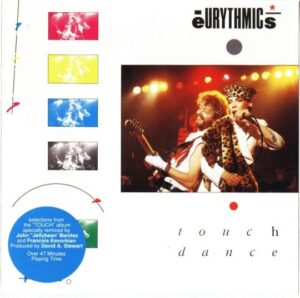 0531 - Eurythmics - Touch Dance - The UK - CD - ND-75151