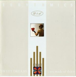 0532 - Eurythmics - Sweet Dreams (Are Made Of This) - The UK - CD - ND-71471