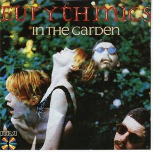 0536 - Eurythmics - In The Garden - The UK - CD - PD-70006