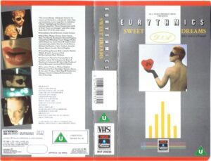 0557 - Eurythmics - Sweet Dreams (Are Made Of This) - The UK - Video - RVT 20233