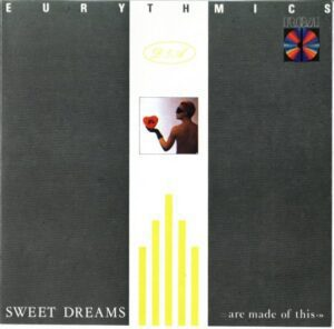 0564 - Eurythmics - Sweet Dreams (Are Made Of This) - Japan - CD - PCD14681