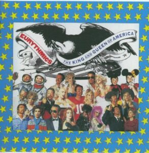 0685 - Eurythmics - The King And Queen Of America - Japan - CD Single - BVCP-9002