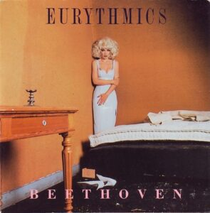 0886 - Eurythmics - Beethoven (I Love To Listen To) - Germany - CD Single - PD-41572