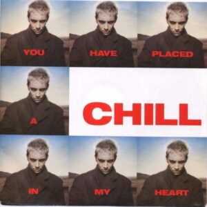 """0918 - Eurythmics - You Have Placed A Chill In My Heart - Germany - 7"""" Single - PB-41583"""
