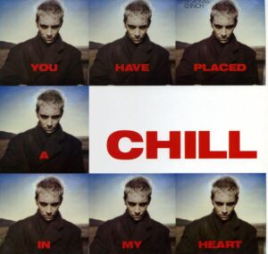 """0923 - Eurythmics - You Have Placed A Chill In My Heart - Germany - 12"""" Single - PT-41854"""