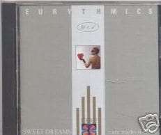 0973 - Eurythmics - Sweet Dreams (Are Made Of This) - The UK - CD - PD-70014