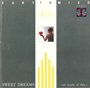 0976 - Eurythmics - Sweet Dreams (Are Made Of This) - The USA - CD - PCD-14681