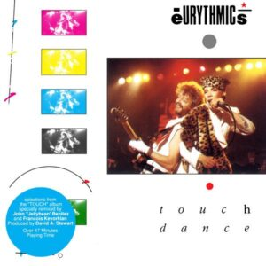 0996 - Eurythmics - Touch Dance - Germany - CD - ND-75151