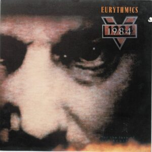 1001 - Eurythmics - 1984 (For The Love Of Big Brother) - The USA - LP - ABL1-5371