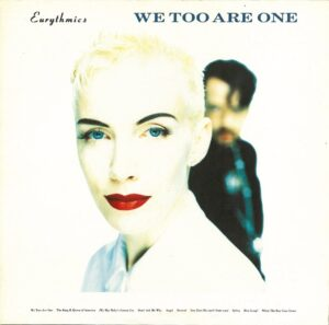 1024 - Eurythmics - We Too Are One - The UK - Promo LP - PL-74251