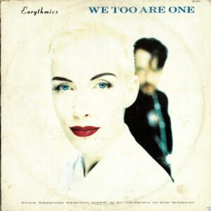 1207 - Eurythmics - We Too Are One - Brazil - Promo LP - 1507013