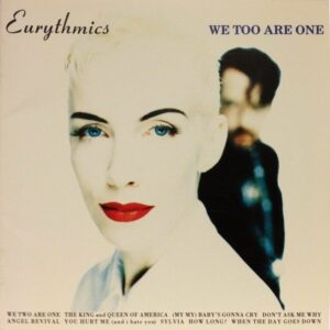 1341 - Eurythmics - We Too Are One - Japan - Promo CD - R32P-1212