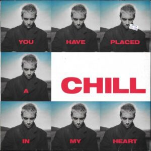 """1406 - Eurythmics - You Have Placed A Chill In My Heart - Canada - 12"""" Single - 7644-1-RD"""