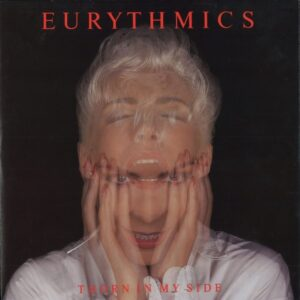 """1506 - Eurythmics - Thorn In My Side - Canada - 12"""" Single - DAT8"""