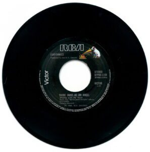 """1564 - Eurythmics - There Must Be An Angel (Playing With My Heart) - The Philippines - 7"""" Single - XFPBO-1159"""