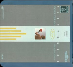 1567 - Eurythmics - Sweet Dreams (Are Made Of This) - The UK - Video Disc - 33011