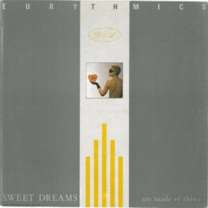1607 - Eurythmics - Sweet Dreams (Are Made Of This) - Argentina - LP - TLP-50075