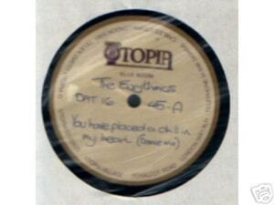 """1824 - Eurythmics - You Have Placed A Chill In My Heart - The UK - Promo 12"""" Single - DAT16"""
