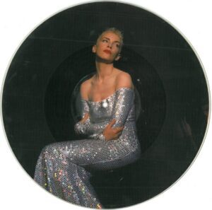 """2058 - Eurythmics - Don't Ask Me Why - The UK - Promo 12"""" Single Picture Disc - DAP19"""