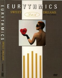 2120 - Eurythmics - Sweet Dreams (Are Made Of This) - The USA - DVD - ID4702LYDVD