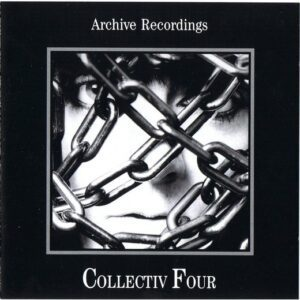 2226 - Eurythmics And Chris And Cosey - Collectiv Four - The UK - CD - CTICD8