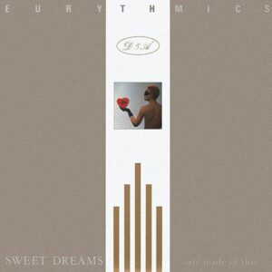 2231 - Eurythmics - Sweet Dreams (Are Made Of This) - Germany - LP - PL-70014